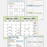 2020 School Calendar Free Download Printable Calendar
