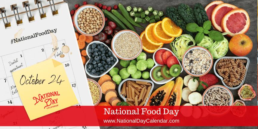 2021 Calendar Of National Food Days 2022 Calendar 1