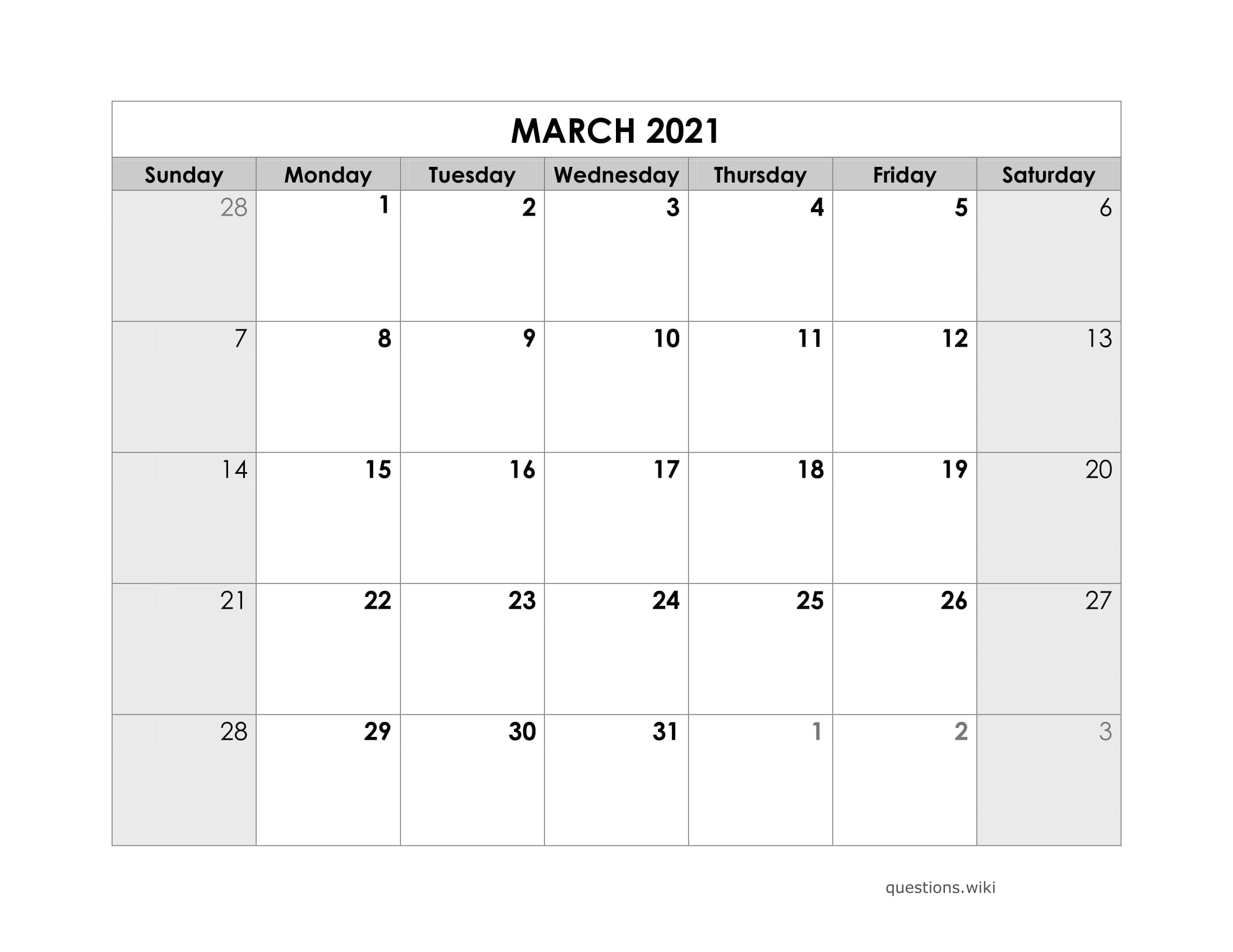 2021 Calendar Online Download Free Printable With Months 1