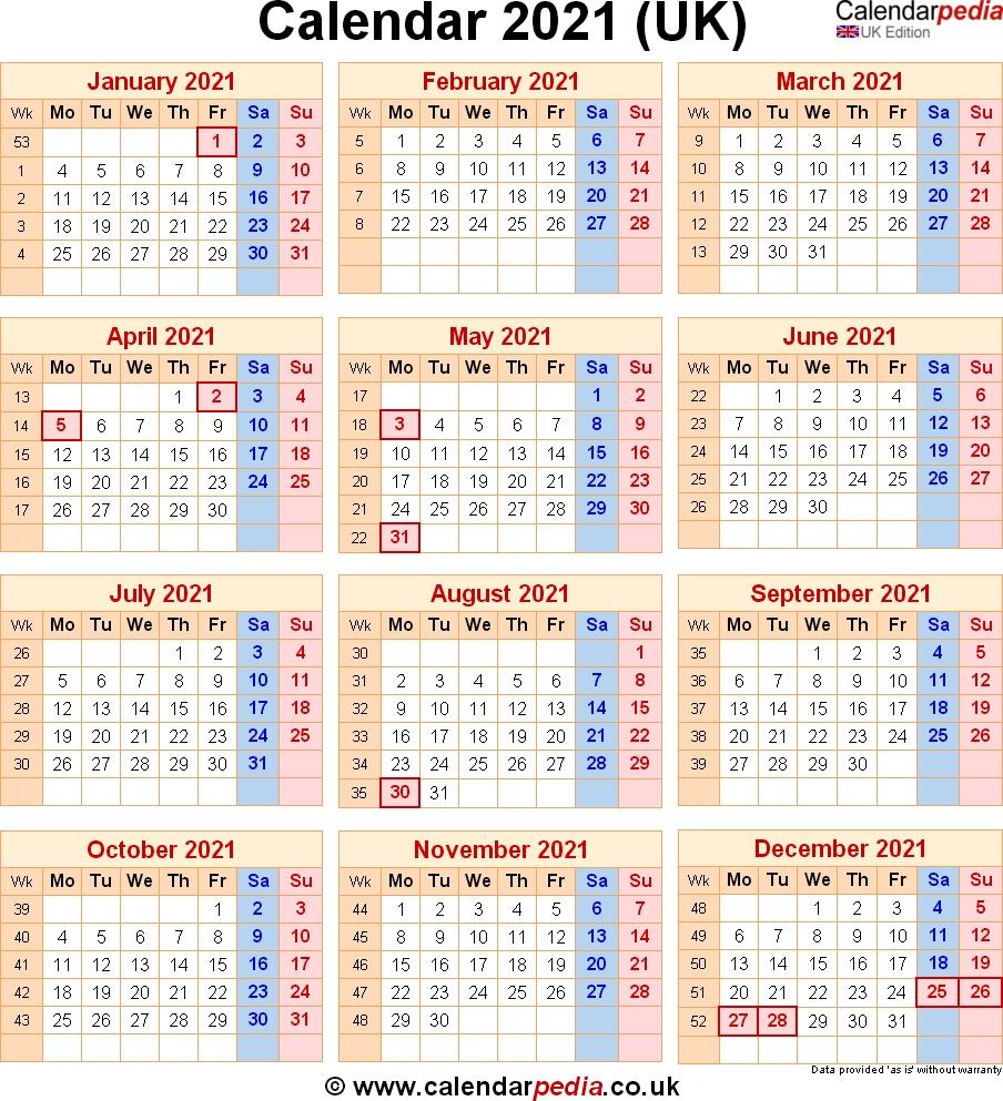 2021 Calendar Uk Bank Holidays Avnitasoni