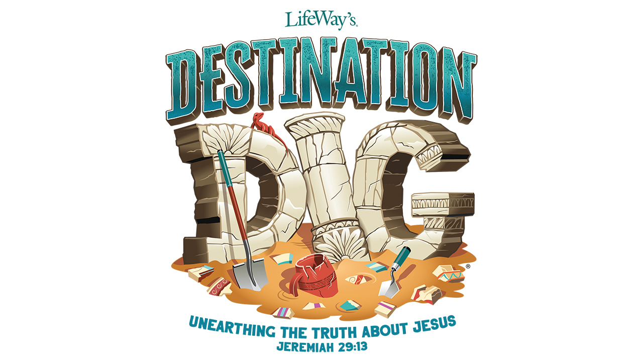 2021 Vbs Theme Leads Kids To Unearth Truth About Jesus