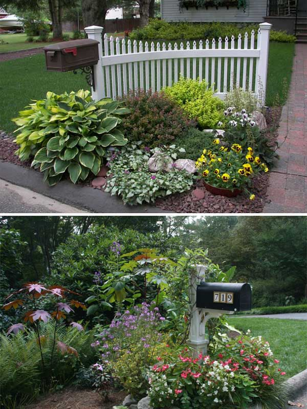 21 Curb Appeal Ideas Landscaping Porch Makeovers On A