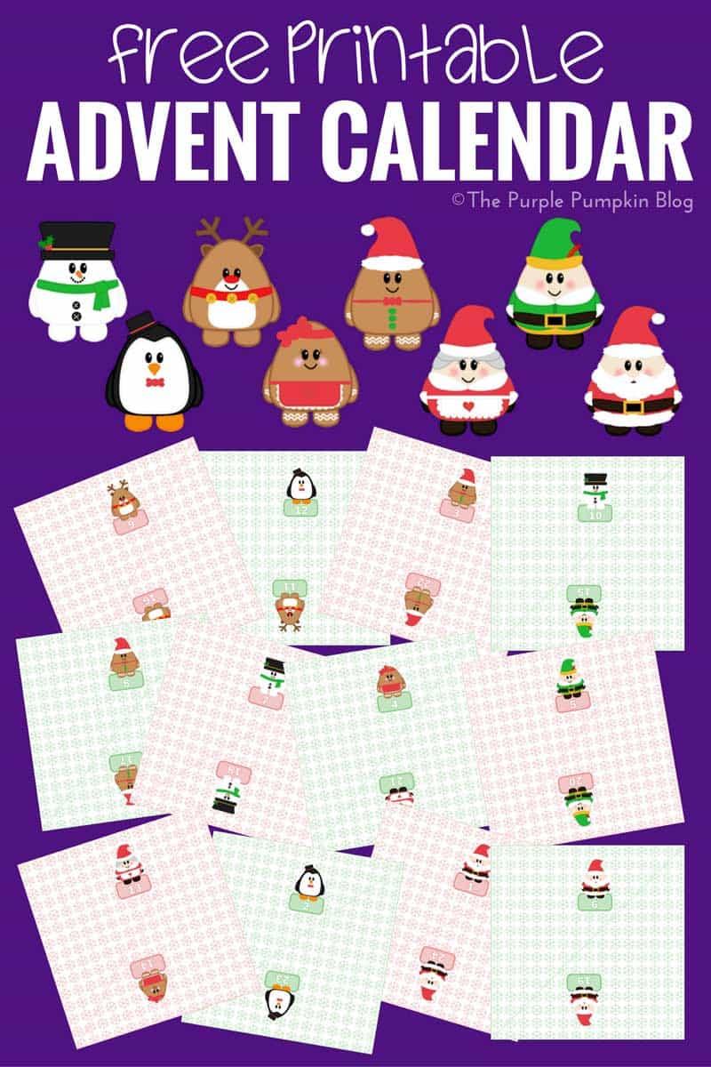 24 Handmade Advent Calendar Ideas 1