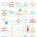 25 Days Of Christmas Activities Calendar Sippy Cup Mom