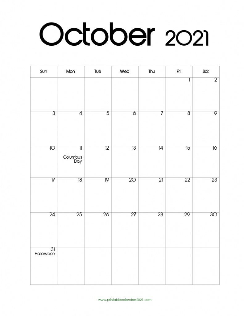 35 2021 Calendar Printable Pdf Monthly With Holidays And