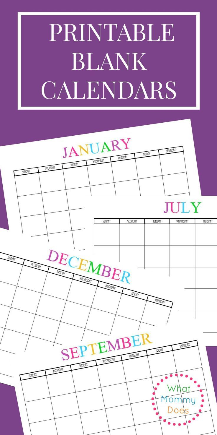 46 Best Printable Calendars Planners To Do Lists 2016