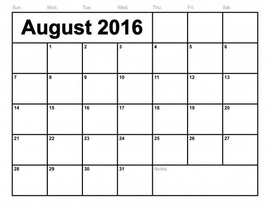 8 5 X 11 Calendars Printable Printable Calendar Template
