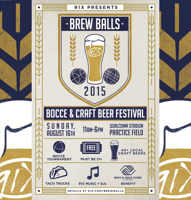 91x Brew Balls Bocce And Craft Beer Festival Ticketsauce
