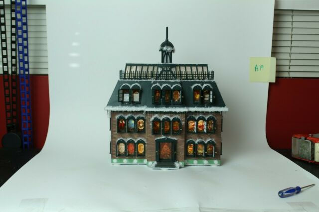 A19 Advent House Calendar From National Lampoons