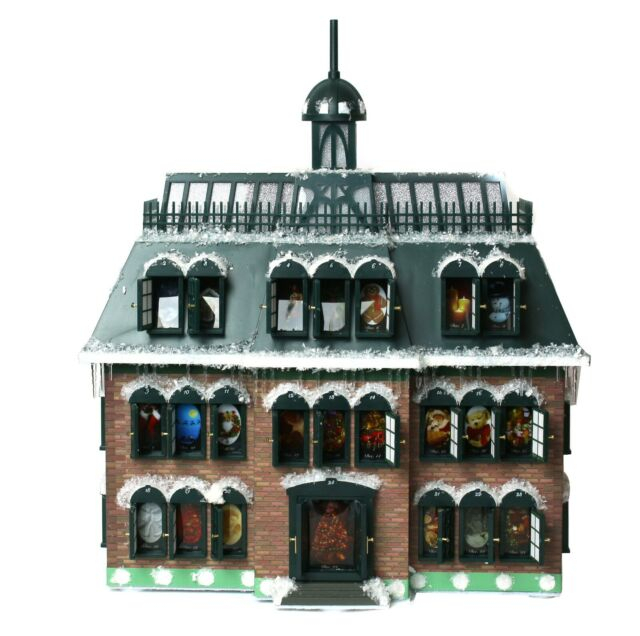 A25 Advent House Calendar From National Lampoons