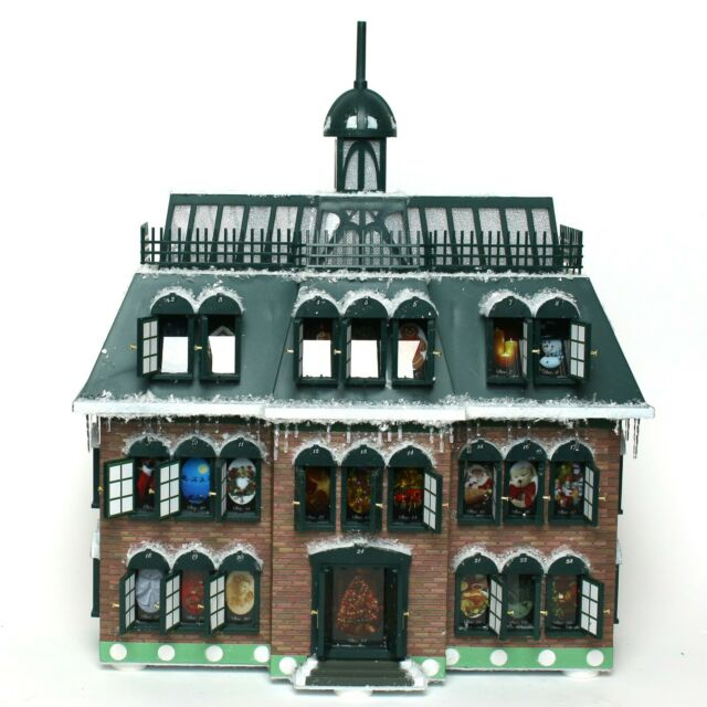 A28 Advent House Calendar From National Lampoons