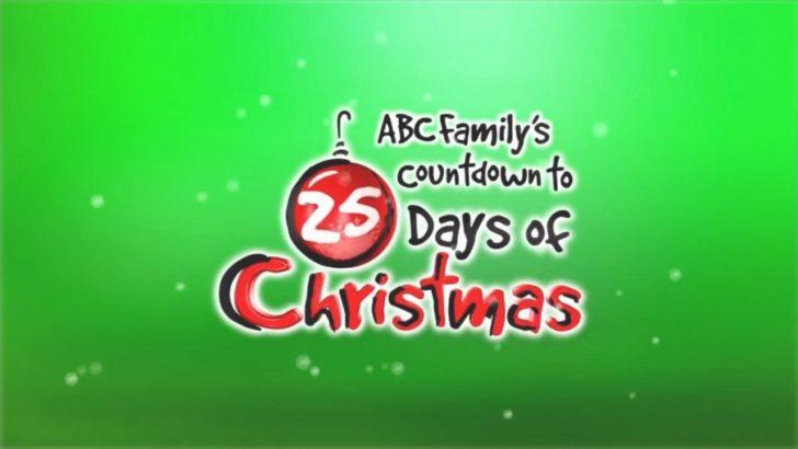 Abc Countdown To Christmas Calendar Image 2020