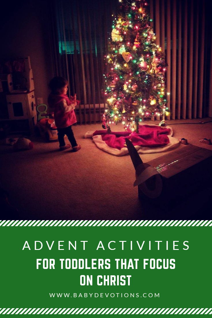 Advent Ideas For Preschoolers Christ Centered Christmas
