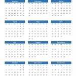 Blank Yearly Calendar 2021 Simple Calvert Giving