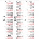 Broadcast Calendar 2021 Calendar For Planning 2