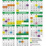 Broward County Public Schools 2019 2020 Calendar Tamarac
