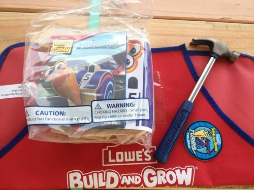 Build Learn And Play At Lowes Build And Grow Clinics