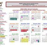 Calendar Robert Russa Moton Charter School