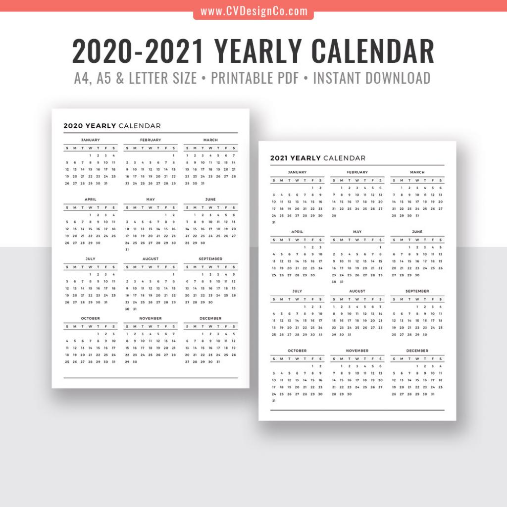 Calendar Week At A Glance Template 2020 Calendar 1