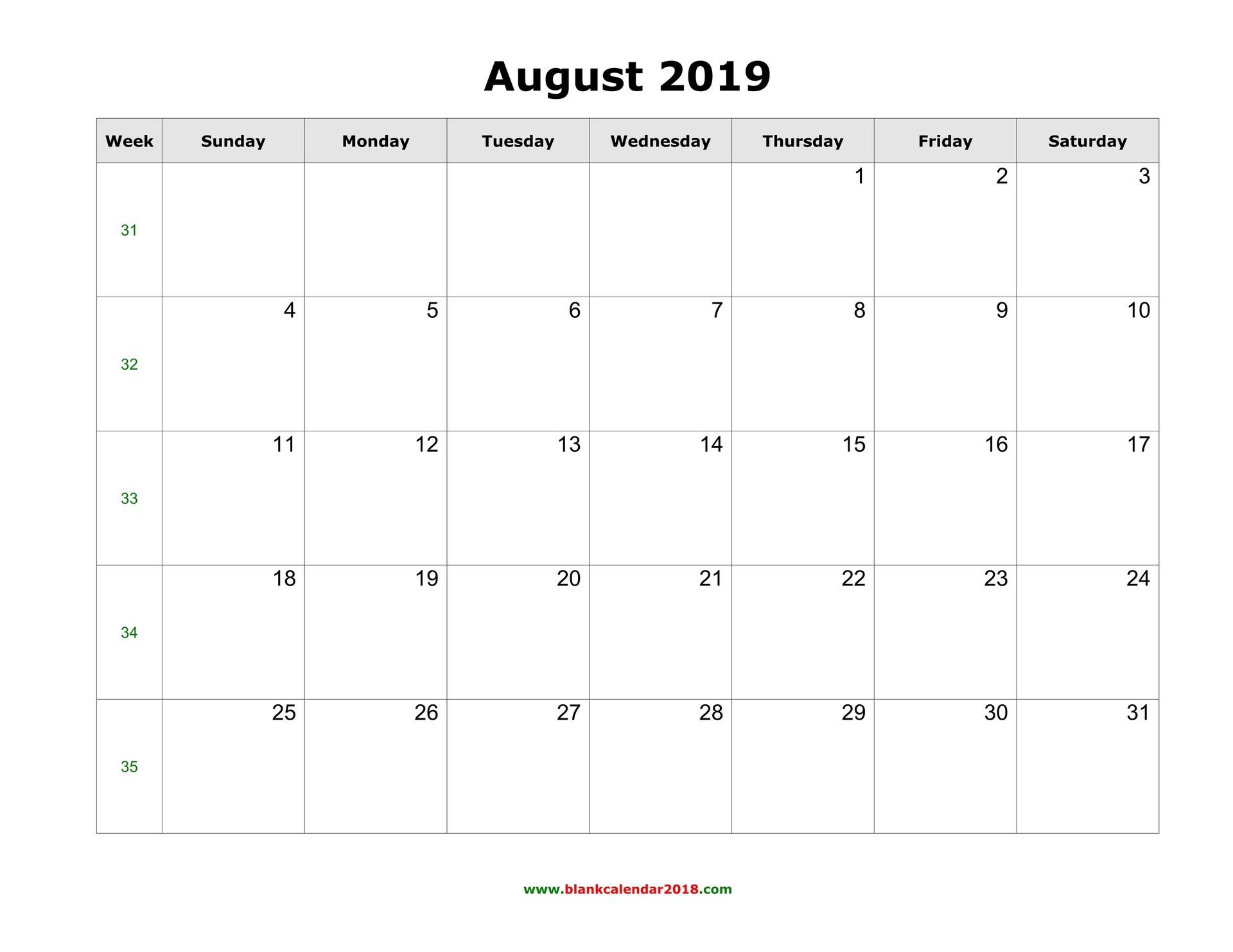 Calendar With Notes 1
