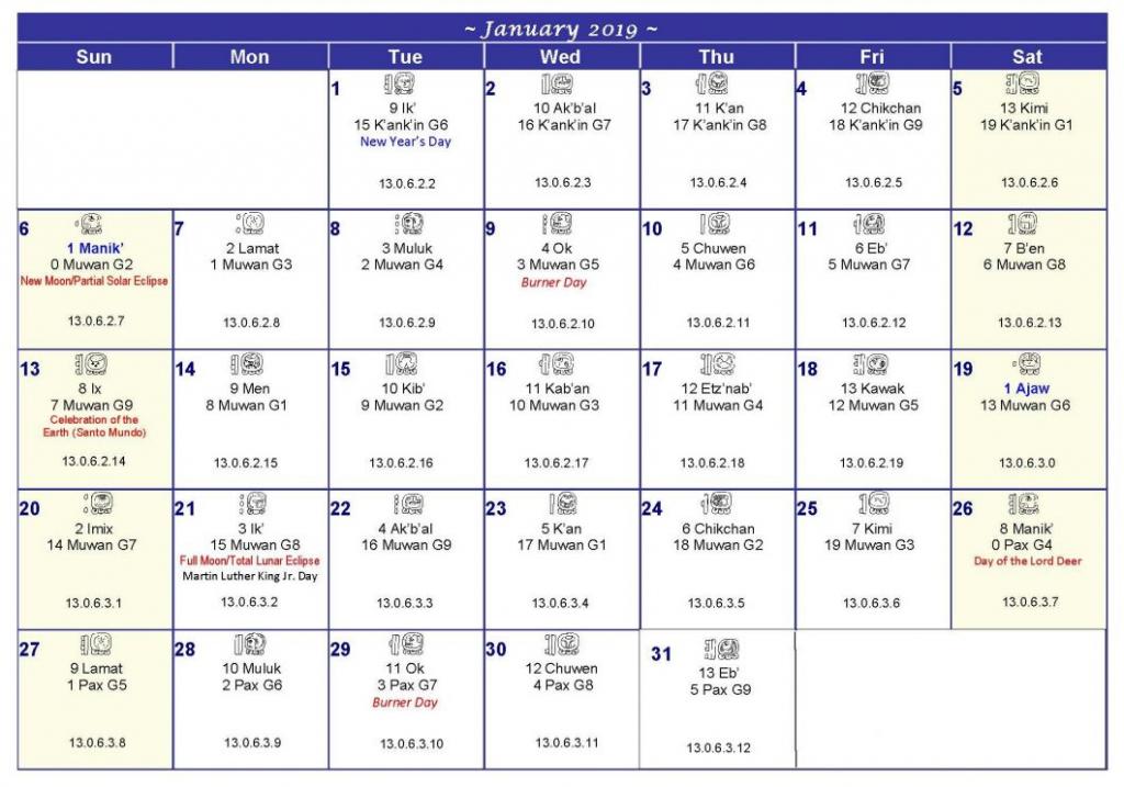 Calendarday Count Calendar Template 2020 1