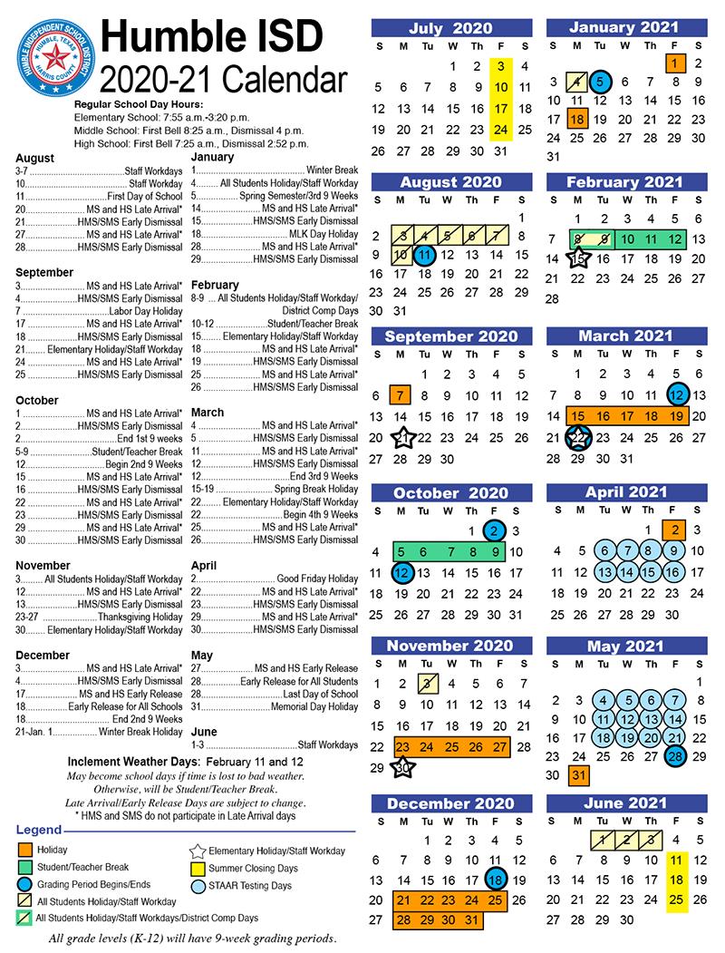 Calendars Dates District Calendars Dates