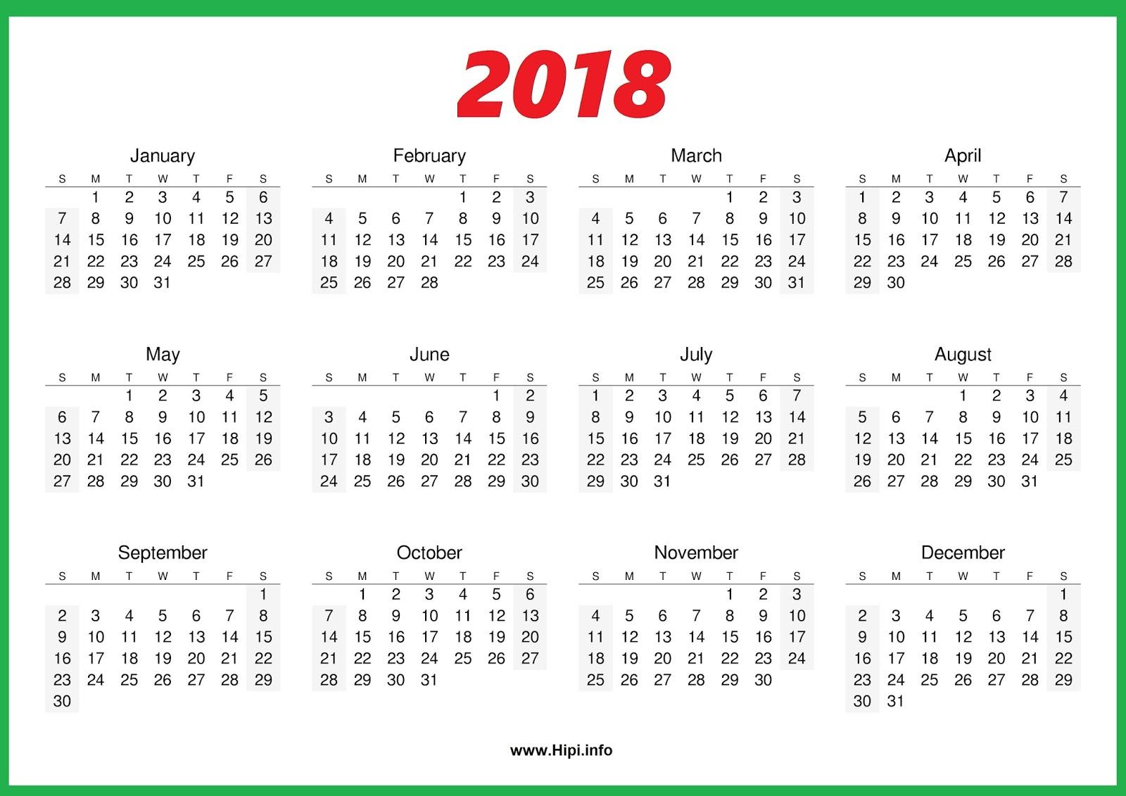 Calendars Printable Twitter Headers Facebook Covers 1