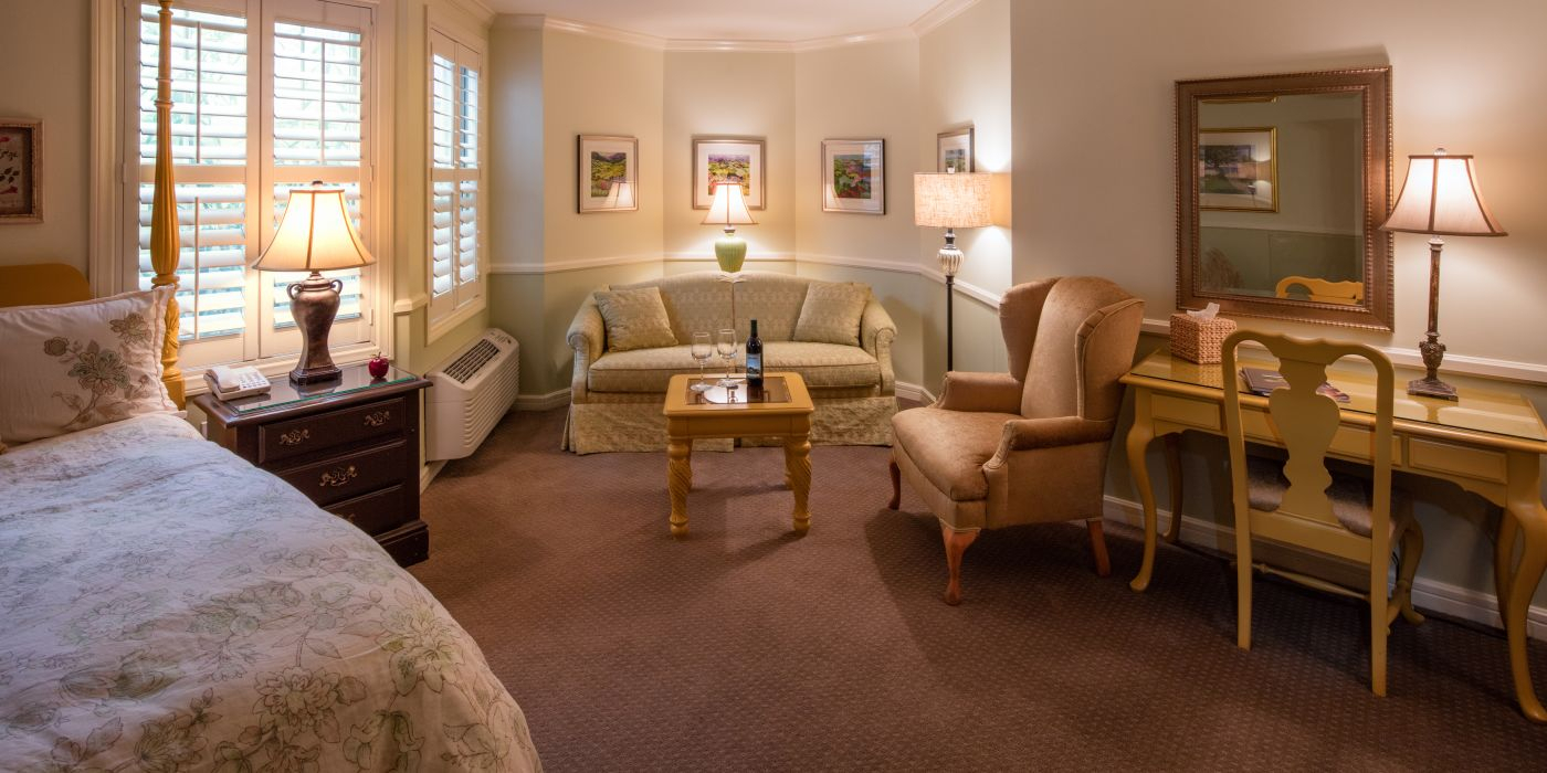 California Wine Country Hotels With King Beds Wine 1
