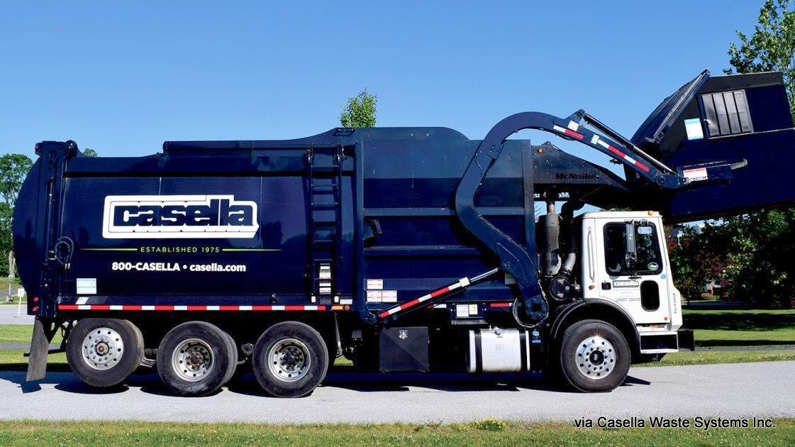 Casella Waste Systems Acquires Assets From Republic