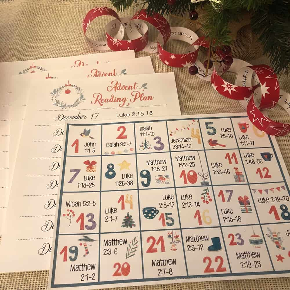 Christian Advent Calendar Ideas Calendar Ideas Design