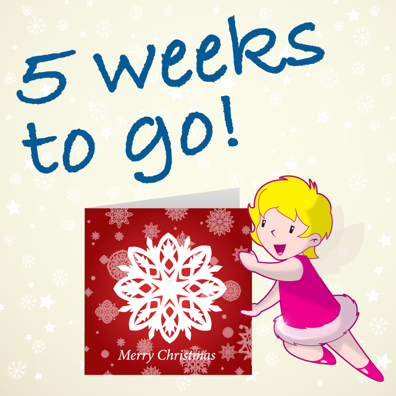 Christmas Countdown 5 Weeks To Go Parklife Blog