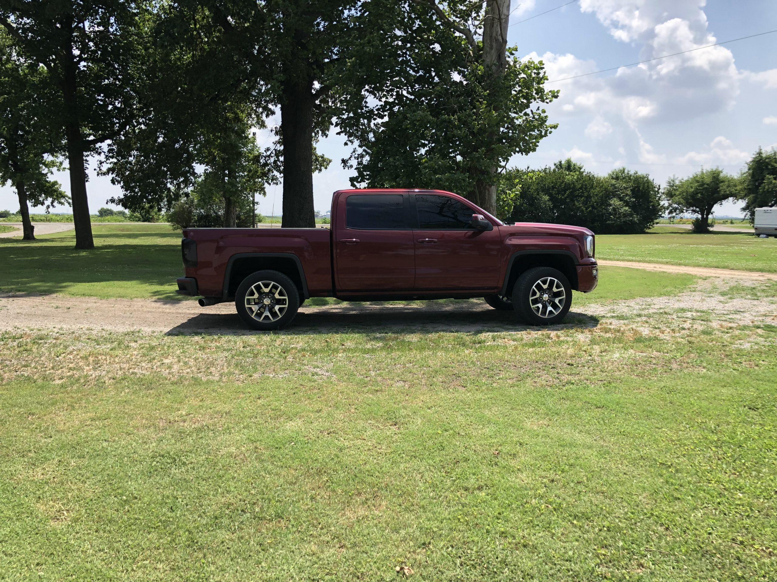 Crimson6 2l Gm Trucks