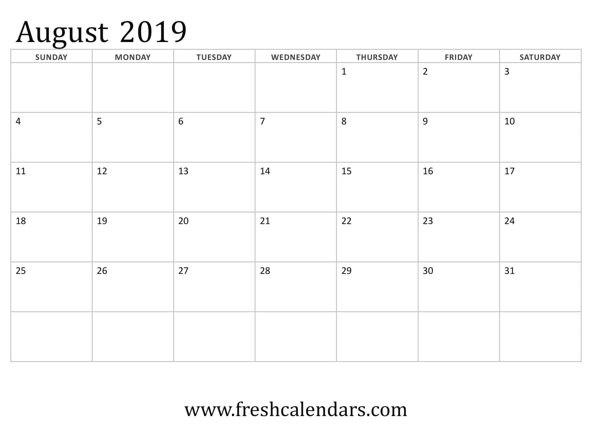 December 2018 Page 6 Template Calendar Design
