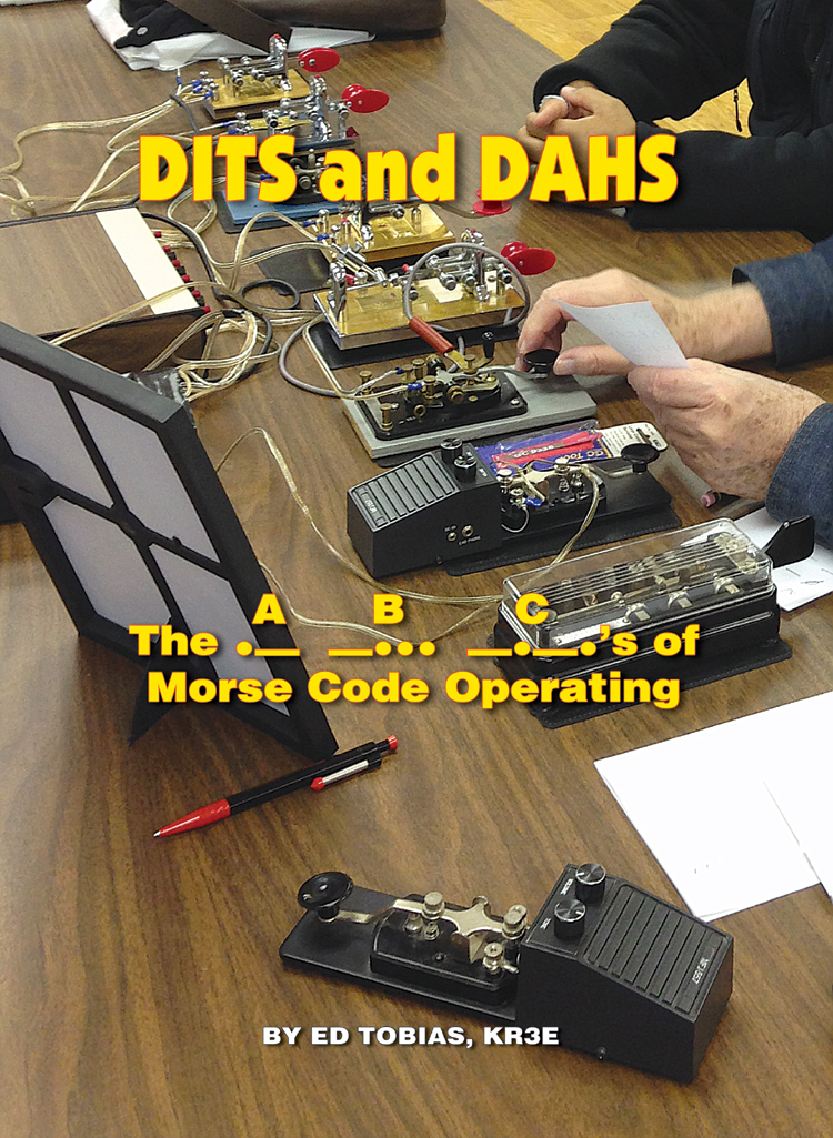 Dits And Dahs Shipping To Fn Countries Cq