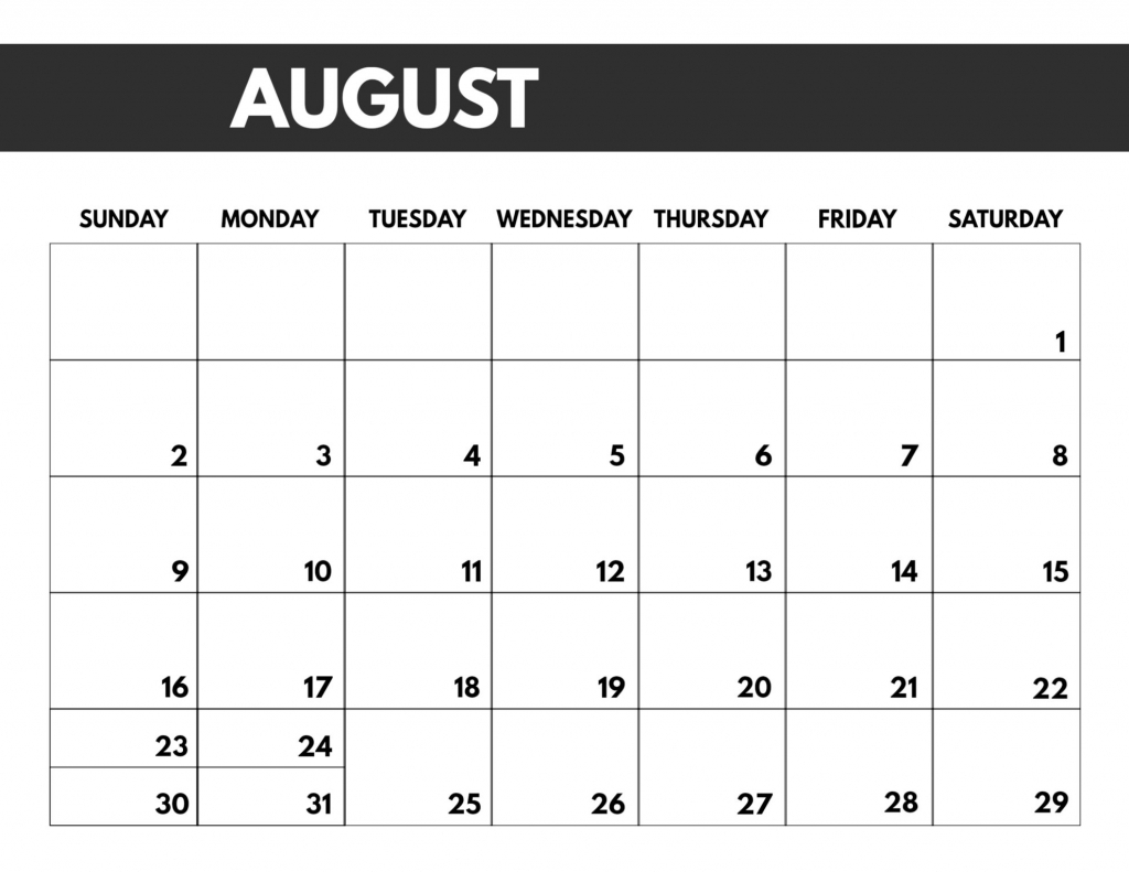 Downloadable Calendars Printable On 11 X 17 Paper 1