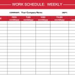 employee scheduling spreadsheet inside employee schedule