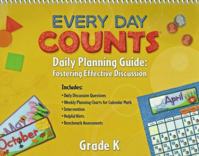 Every Day Counts Calendar Math Ser Great Source Every
