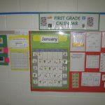 Everyday Counts Calendar Pieces For Third Grade Calendar