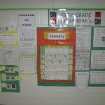 Everyday Counts Calendar Pieces For Third Grade Calendar 2