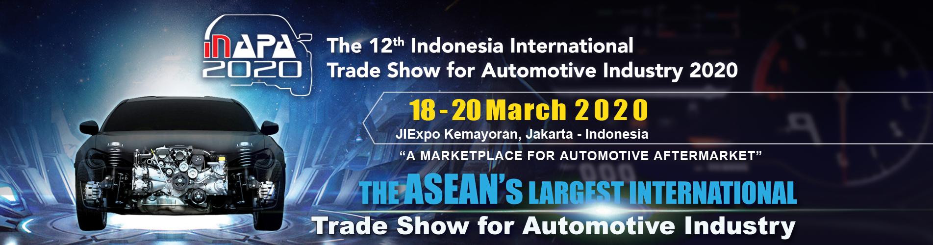 Exhibitor List Inapa Exhibition Indonesia