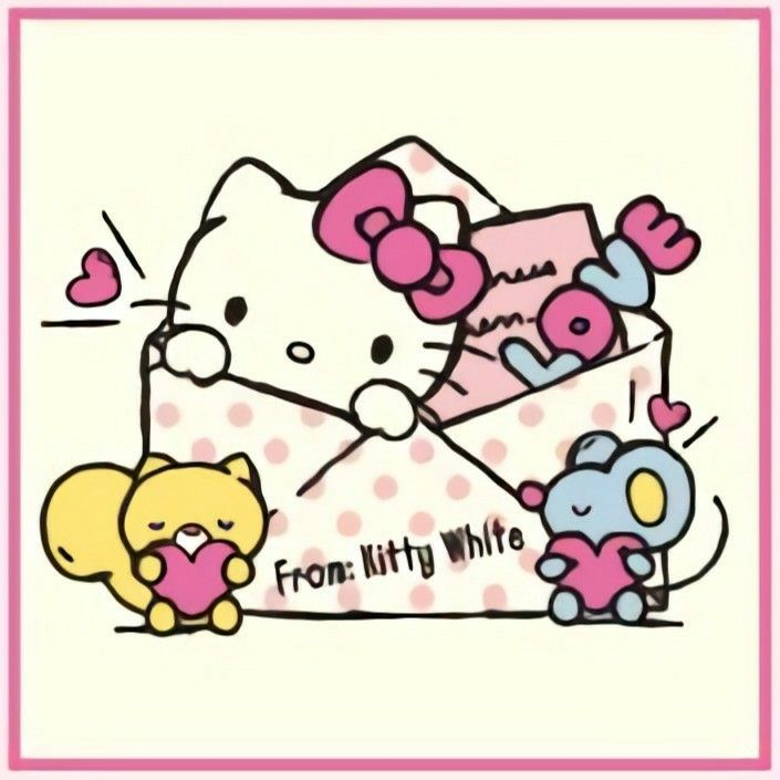 February 2019 Hello Kitty Calendar Hello Kitty Pictures