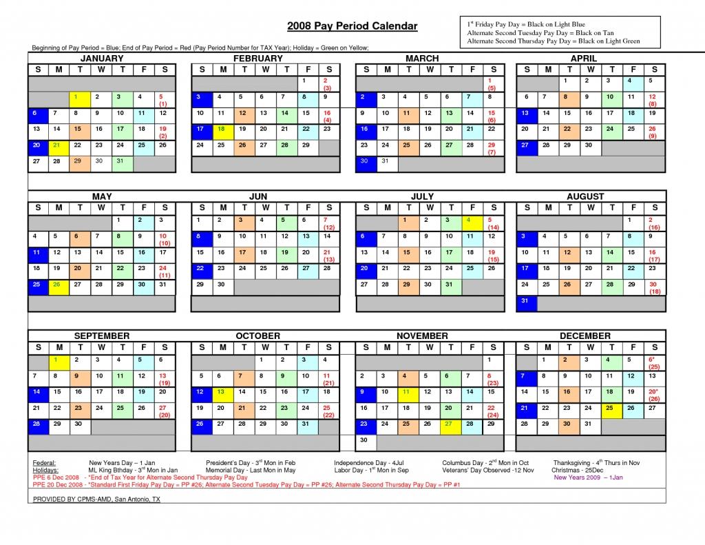 Federal Payroll Calendar 2020 Printable Calendar 2020 2021