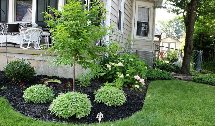 Flower Bed Beside Porch Google Search Garden Design