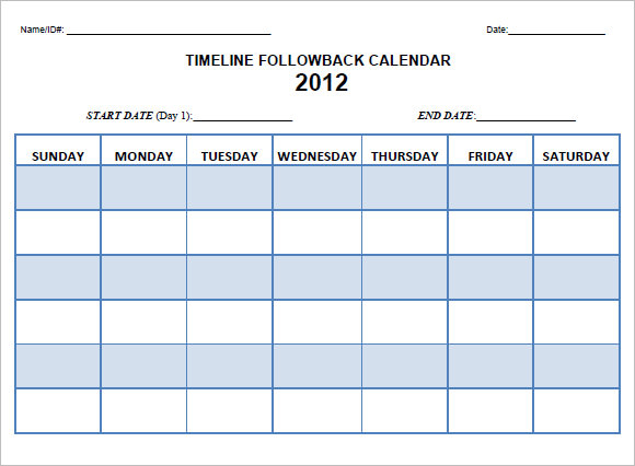 Free 10 Calendar Timeline Templates In Google Docs Ms