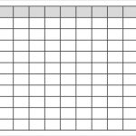 Free 5 Printable Super Bowl Squares Template Pdf