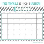 Free Calendars To Print Without Downloading Free