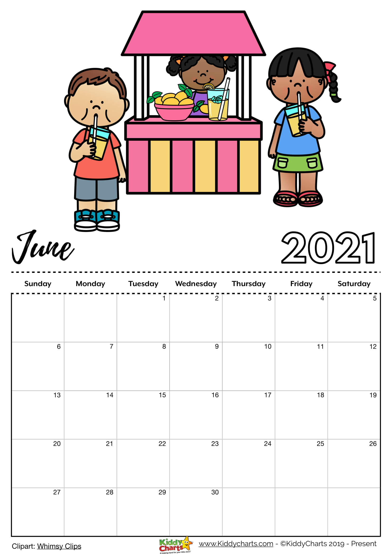 Free Printable 2021 Calendar Includes Editable Version 2