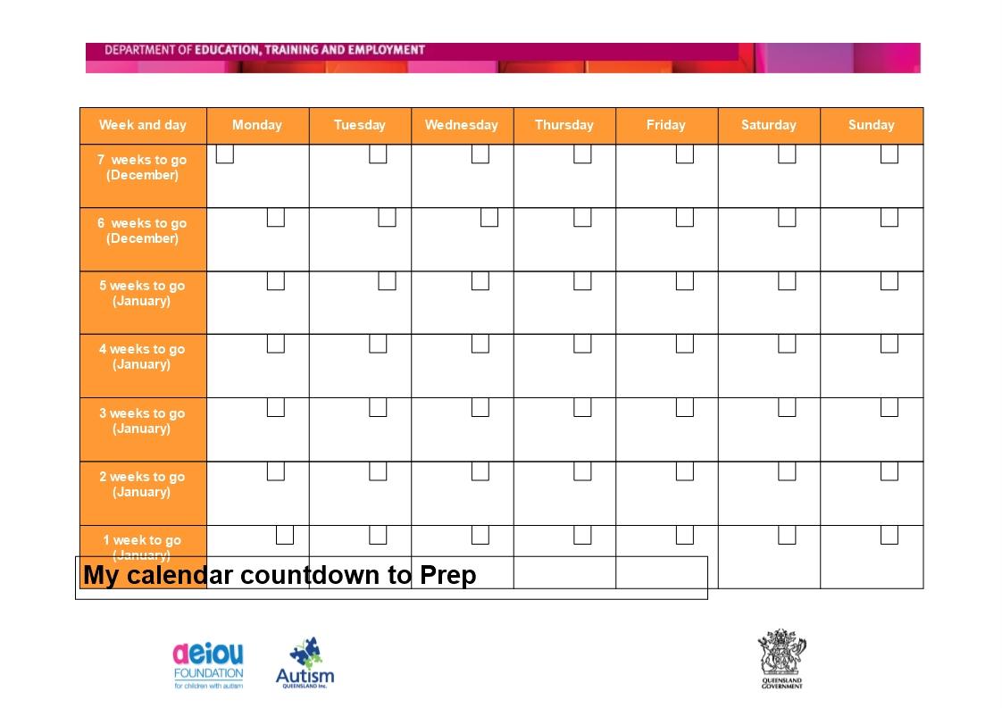 Free Printable Calendar 6 Week Ten Free Printable