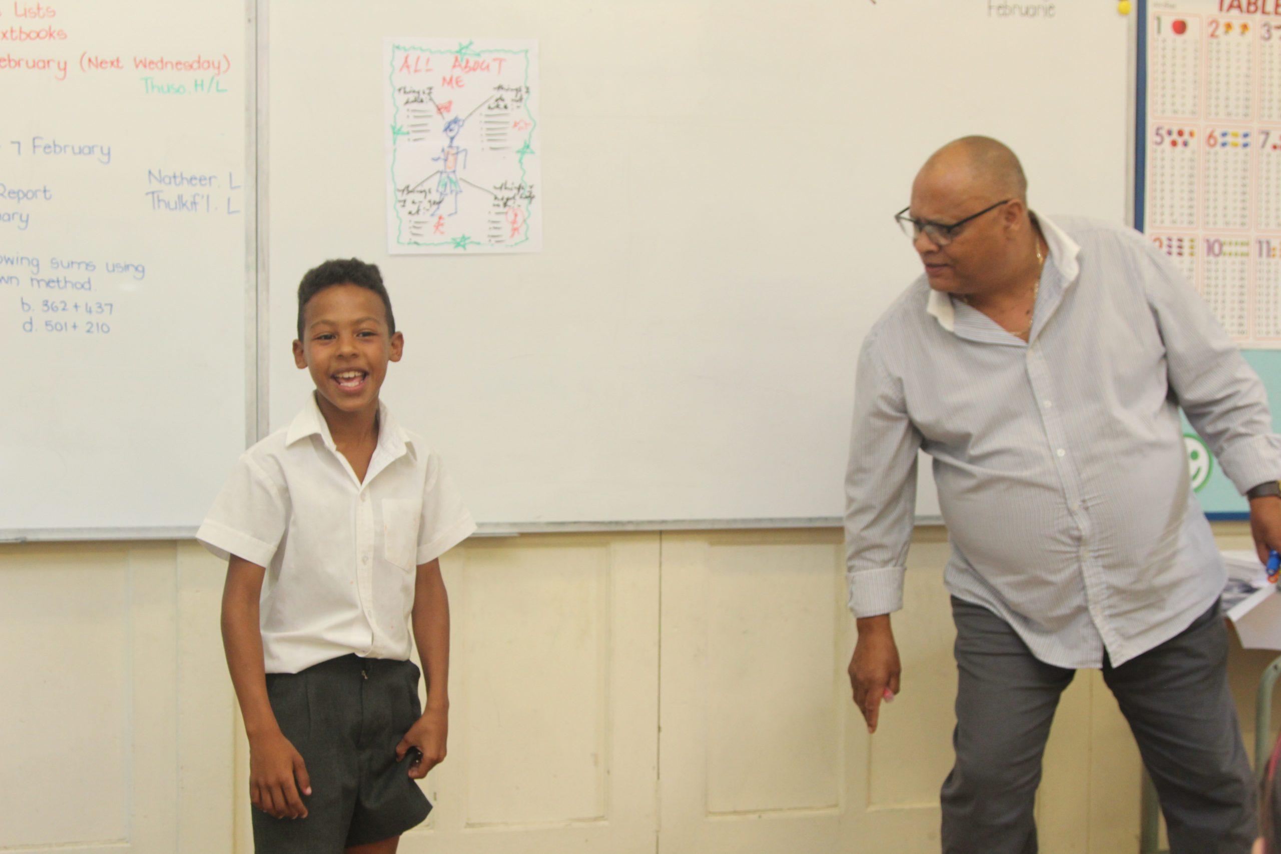 Grade 6 Teachers Rondebosch East Primary School