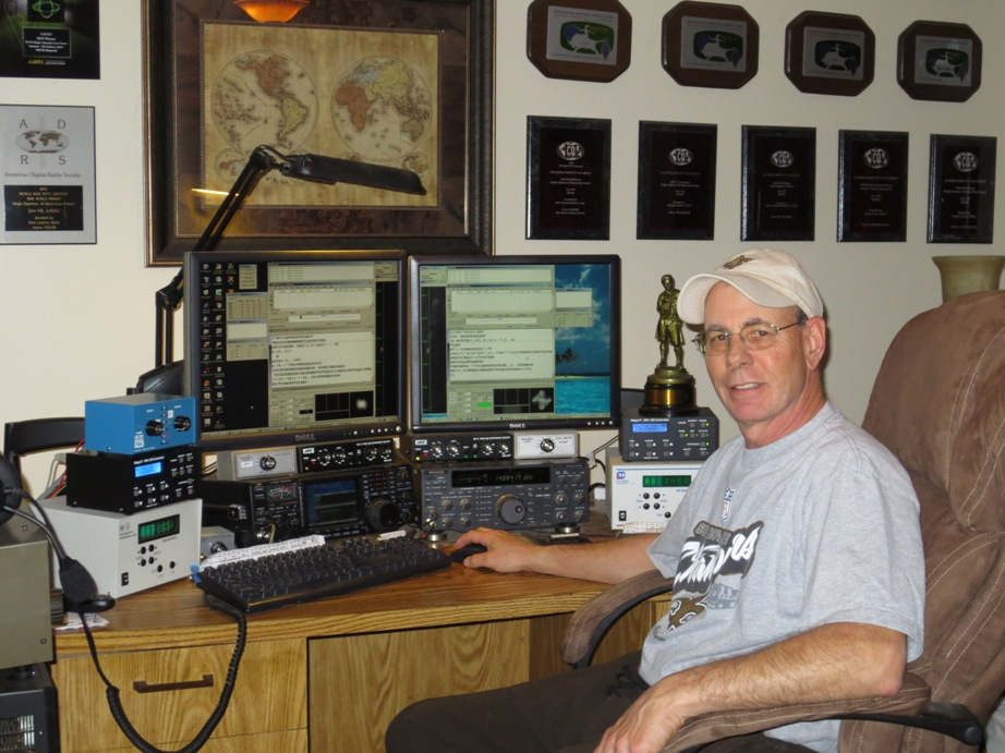 Ham Radio Aa5au